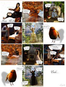 abschluss_Frau Holle_comic
